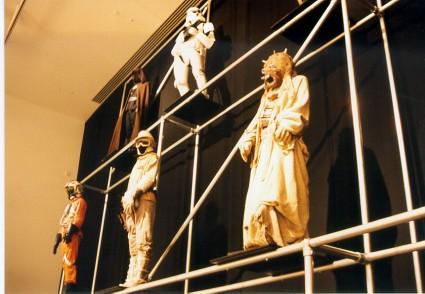 Art-of-Star-Wars-Exhibit-1995-Original-Prop-Blog-Costume-Wall-1 [x425]