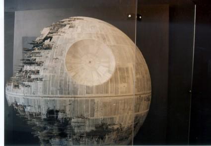 Art-of-Star-Wars-Exhibit-1995-Original-Prop-Blog-Death-Star [x425]