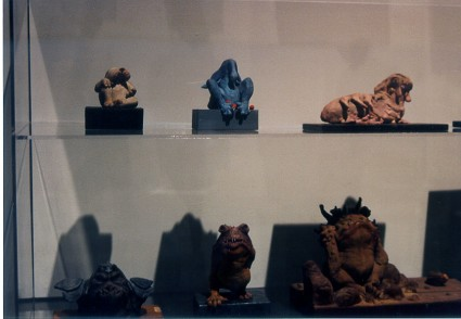 Art-of-Star-Wars-Exhibit-1995-Original-Prop-Blog-Jabba-Minions-1 [x425]