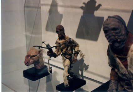 Art-of-Star-Wars-Exhibit-1995-Original-Prop-Blog-Jabba-Minions-2 [x425]