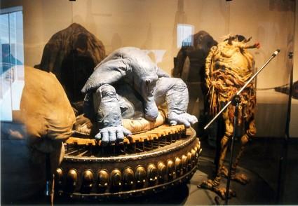 Art-of-Star-Wars-Exhibit-1995-Original-Prop-Blog-Jabbas-Band [x425]