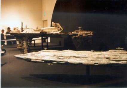 Art-of-Star-Wars-Exhibit-1995-Original-Prop-Blog-Rebel-Cruiser [x425]
