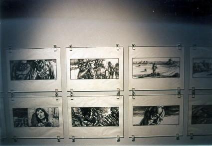 Art-of-Star-Wars-Exhibit-1995-Original-Prop-Blog-Storyboards-1 [x425]