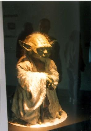 Art-of-Star-Wars-Exhibit-1995-Original-Prop-Blog-Yoda [x425]