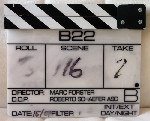 Concerns in Marketplace Over Authenticating Movie Prop Slates & Clapperboards: Update 2