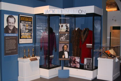 "Jack Nicholson ""Hall of Fame"" Exhibit at The California Museum"