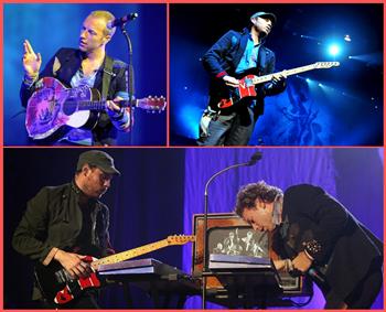 Jonny-Buckland-Chris-Martin-Coldplay-Guitar-Piano-Live