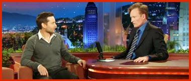 Conan O'Brien: Oprah Helps Tobey Maguire Obtain Original Spider-Man Costumes from Studio