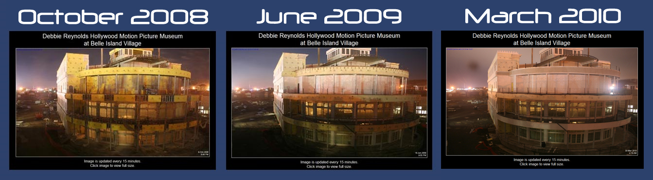 "Debbie Reynolds' ""Hollywood Motion Picture and Television Museum"" Chapter 11 Bankruptcy Reorganization Update"