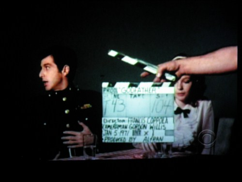 "Update: ""The Godfather"" Clapperboard Research & Follow-Up (60 Minutes Al Pacino Feature)"