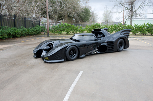 The Houston Classic Weekend Auction Features Batmobile Batskiboat