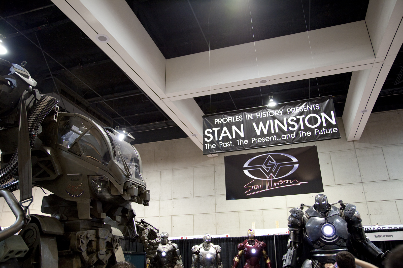 Profiles in History Exhibit Features Tribute to Stan ...