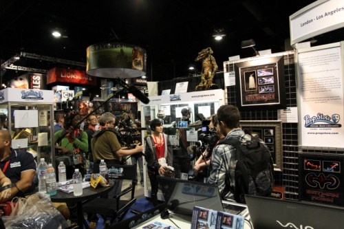 Prop Store Brings Style & Substance to San Diego Comic Con with Array of Original TV and Movie Props and Costumes
