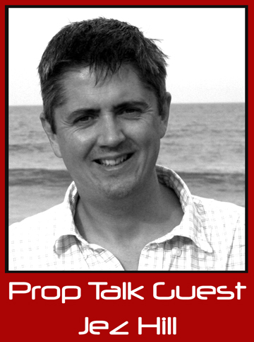 Prop Talk Podcast #004 – Jez Hill, StarWarsHelmets.com | Interview by The Original Prop Blog with Jason DeBord