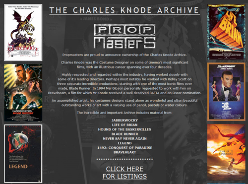Propmasters-Charles-Knode-Collection-Portal