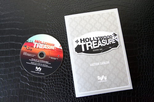 "Editorial & Preview – ""Hollywood Treasure"" and the Future of the Hobby; SyFy Media Conference Call Roundtable with Joe Maddalena"