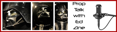 Prop Talk Podcast #010 – Ed Zine, Darth Vader Costume Collector | Interview by The Original Prop Blog with Jason DeBord