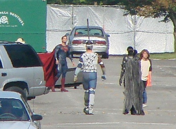 Superman, Batman, The Avengers Invade American Cities with On Location Filming (Plano, IL – Pittsburgh, PA – Cleveland, OH)