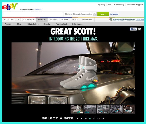 Nike-Air-Mag-Back-to-the-Future-2-Marty-McFly-Shoes-2011-eBay-Charity-Auction-Portal-Redirect