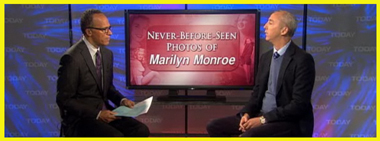 Martin Nolan of Julien's Auctions Featured on NBC's 'Today Show' to Discuss Rare Marilyn Monroe Photos, Negatives, Copyright