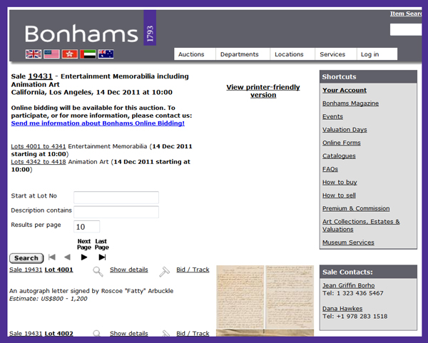 Bonhams-Entertainment-Memorabilia-Auction-Event-Catalog-December-2011-Knightsbridge-Portal-x600