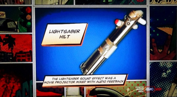 'Comic Book Men' AMC TV Series Features Laughable Star Wars Luke Skywalker Lightsaber Movie Prop Authentication & Valuation