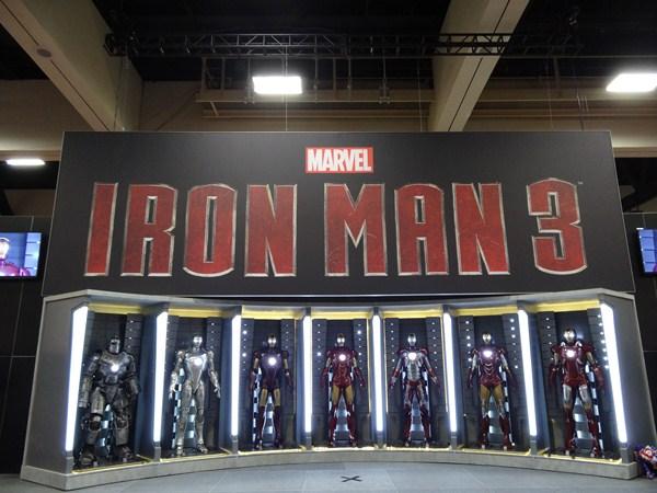 San Diego Comic Con 2012: Marvel Comics Brings 'Iron Man 3' Armor To Exhibit