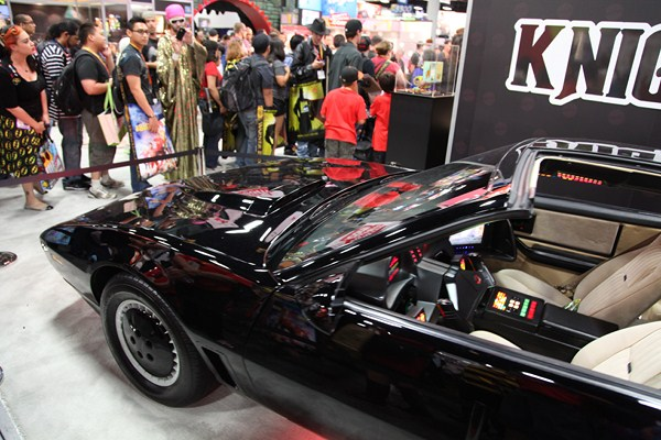 knight rider 2012 movie auto design tech