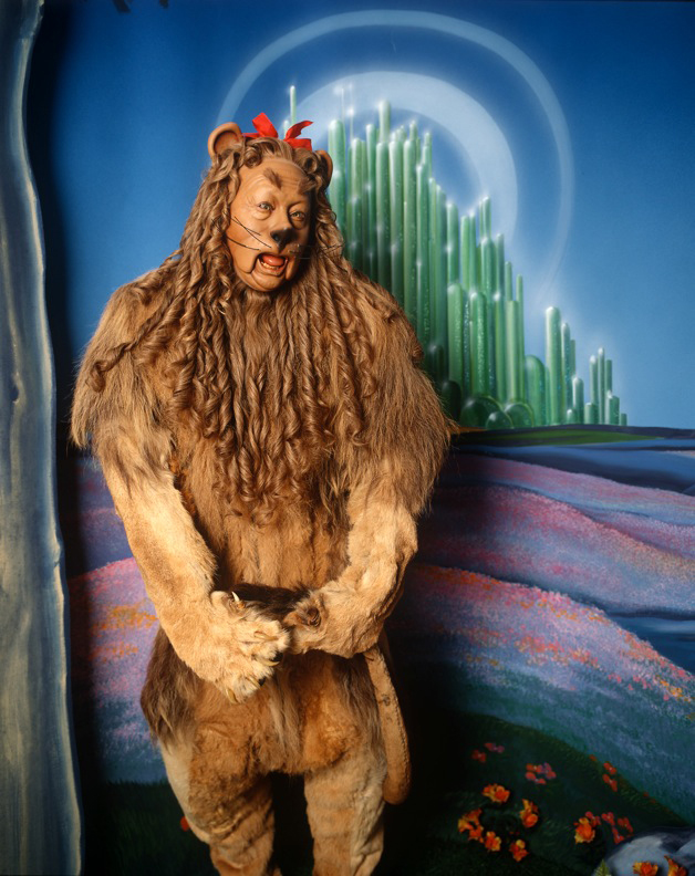 Real cowardly lion costume - photo#7