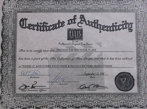 Ellis-Props-and-Graphics-Hollywood-TV-Movie-Prop-House-Certificate-of-Authenticity-COA-eBay-Startifacts-Example-01