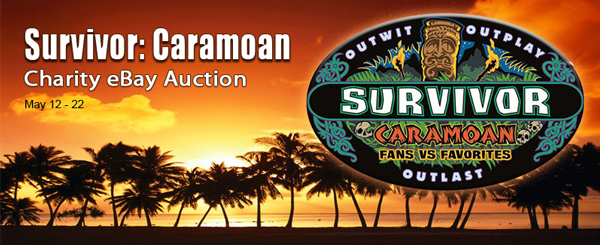CBS-Survivor-Fans-vs-Favorites-Auction-Cause-eBay-Auction-TV-Television-Props-Artifacts-Charity-Sale-Portal