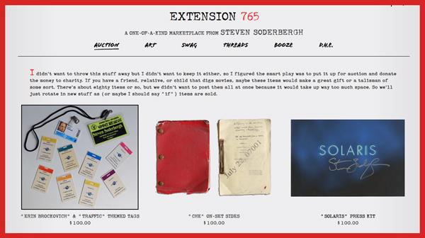 Steven-Soderbergh-Movie-Memorabilia-Auction-Marketplace-Portal