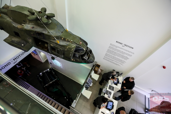 London-Film-Museum-Bond-in-Motion-James-Bond-007-Covent-Garden-Exhibit-2014-Official-Collection-Vehicles-Movie-Prop-Cars-009-RSJ