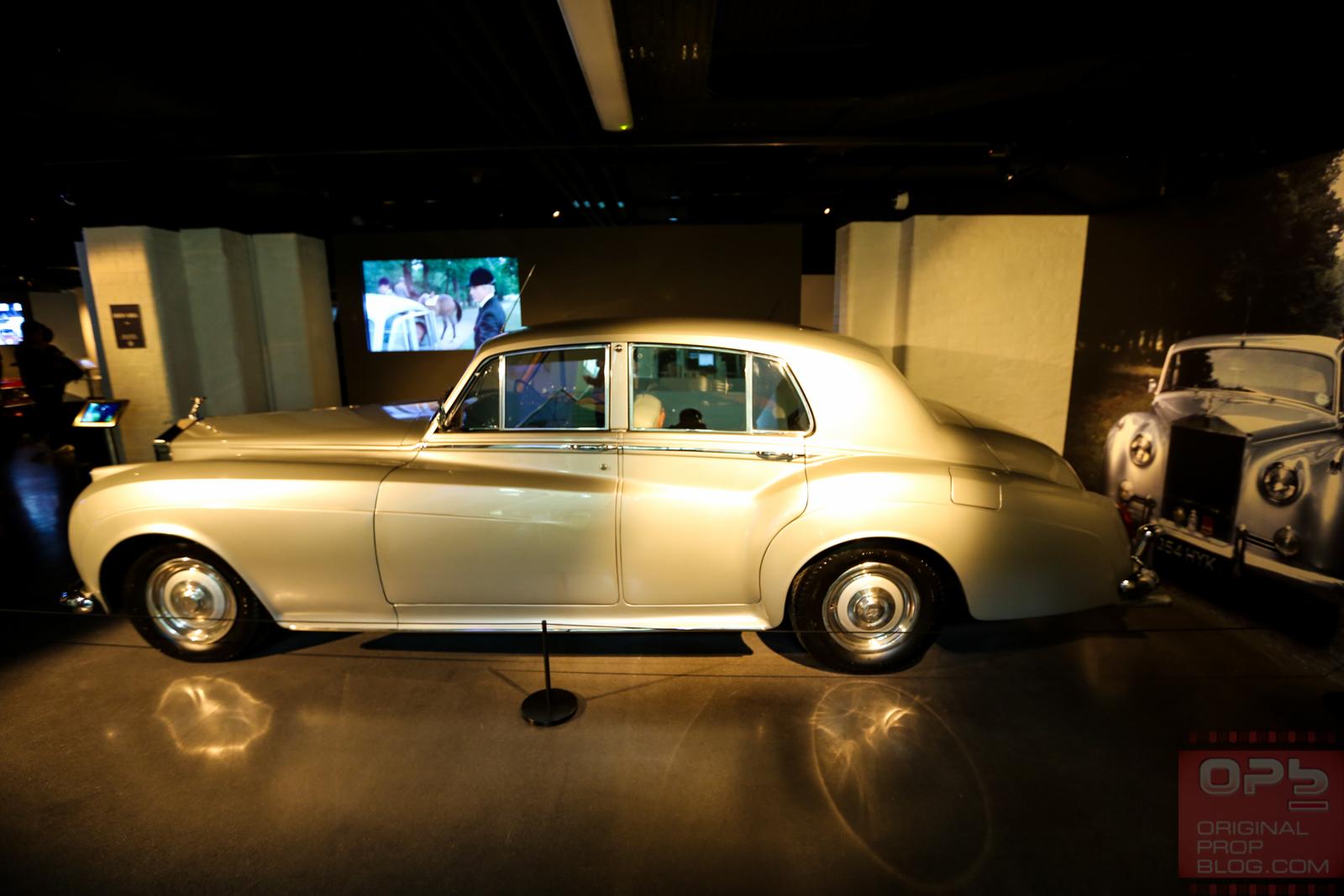 Bond In Motion 007 James Bond Movie Prop Car Exhibition