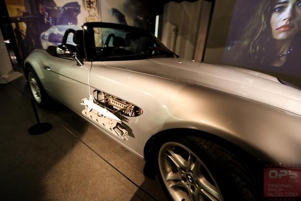 London-Film-Museum-Bond-in-Motion-James-Bond-007-Covent-Garden-Exhibit-2014-Official-Collection-Vehicles-Movie-Prop-Cars-001-RSJ