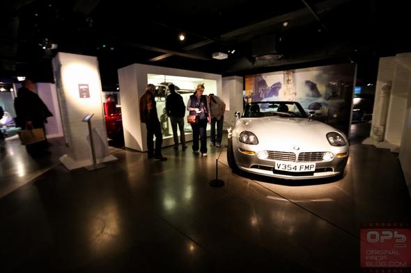 London-Film-Museum-Bond-in-Motion-James-Bond-007-Covent-Garden-Exhibit-2014-Official-Collection-Vehicles-Movie-Prop-Cars-107-RSJ