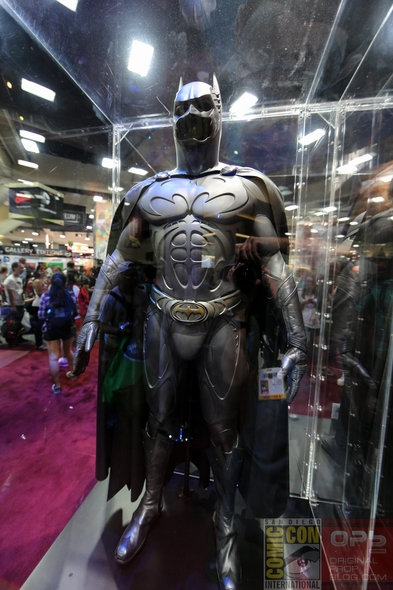 DC-Entertainment-DC-Comics-Batman-Movie-Costumes-Film- & San Diego Comic-Con 2014: DC Entertainmentu0027s 75th Anniversary of ...