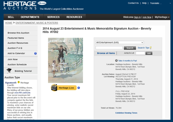 Heritage-Auctions-Entertainment-and-Music-Memorabilia-Signature-Auction-TV-Movie-Prop-Costume-Hollywood-Live-Auction-Catalog-August-2014