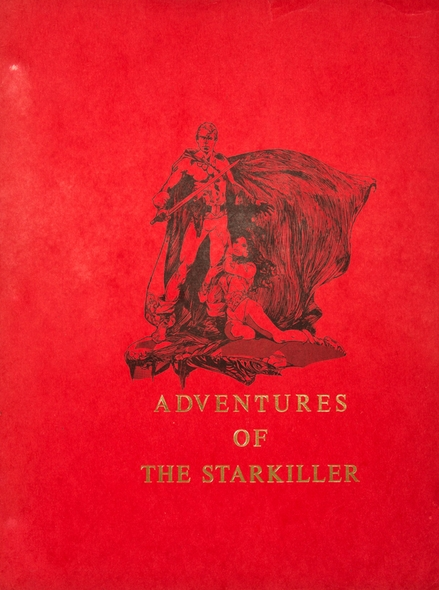 Colin-Cantwell-Script-Adventures-of-the-Starkiller-1975-Star-Wars-Screenplay-D