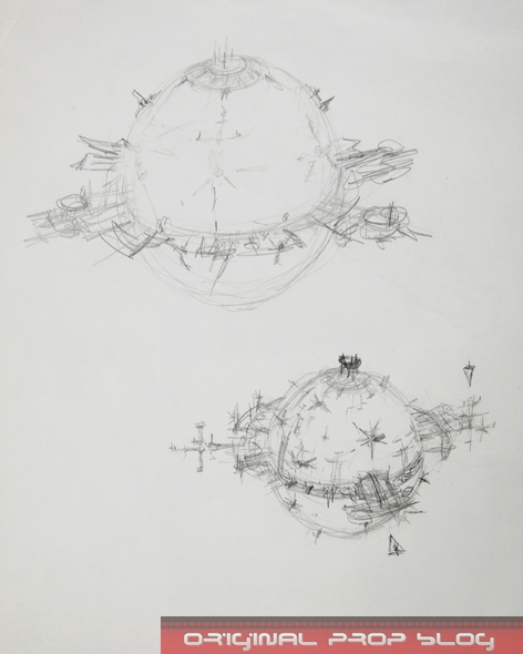 Colin-Cantwell-Star-Wars-Concept-Sketch-Artwork-A-New-Hope-1975-Pre-Prototypes-Juliens-Auctions-A-RSJ