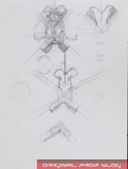 Colin-Cantwell-Star-Wars-Concept-Sketch-Design-Starship-Artwork-A-New-Hope-1975-Pre-Prototypes-B