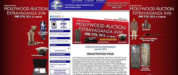 Premiere-Props-Hollywood-Auction-June-2015-Hollywood-Auction-Extravaganza-XVIII-Memorabilia-Movie-Prop-Costume-Wardrobe-Catalog-Portal