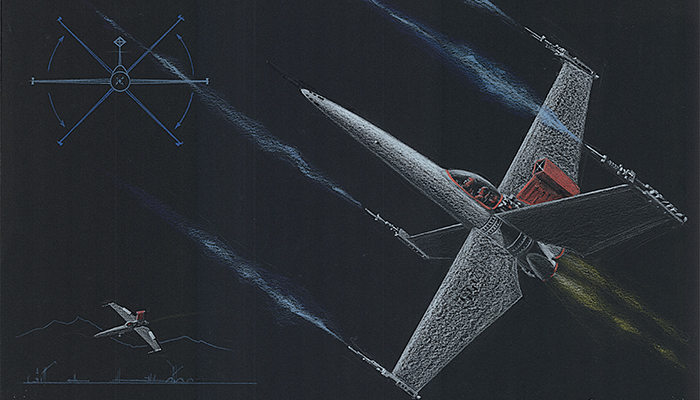 OfficialPix-Star-Wars-Colin-Cantwell-Signing-Autograph-Sketches-Artwork-Prints-Prototype-A-New-Hope-ILM-Model-Maker-FI