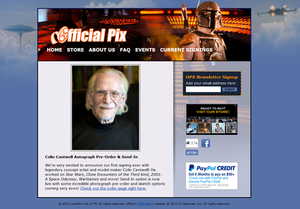 OfficialPix-Star-Wars-Colin-Cantwell-Signing-Autograph-Sketches-Artwork-Prints-Prototype-Portal