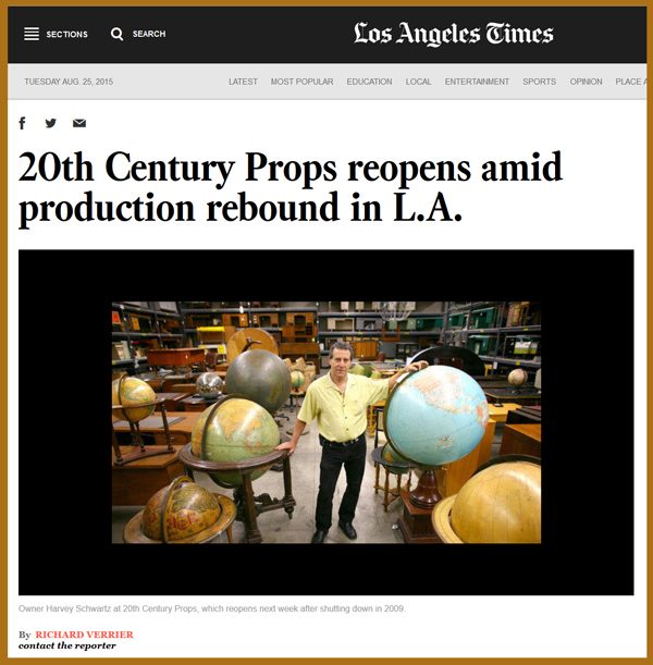 20th-Century-Props-Reopens-Back-Los-Angeles-Times-Portal