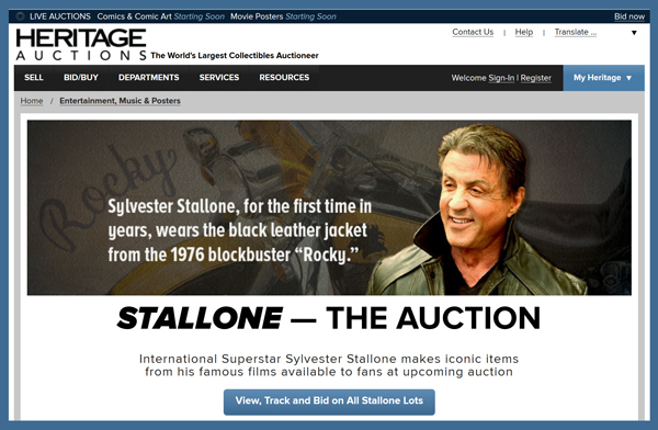 Heritage-Stallone-The-Auction-Movie-Props-Costumes-Entertainment-Memorabilia-Catalog-PDF-Portal-Download