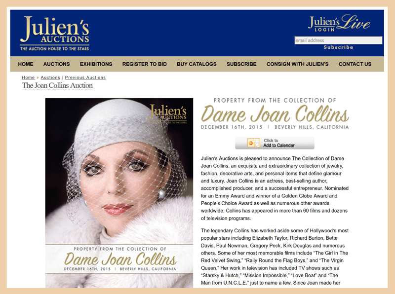 Juliens-Auctions-Property-from-the-Collection-of-Dame-Joan-Collins-Catalog-Portal