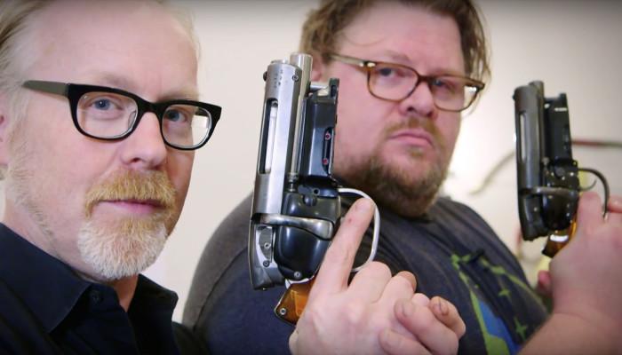 "Deckard's Original Hero PKD Blaster from ""Blade Runner"" Featured on Adam Savage's ""TESTED"""