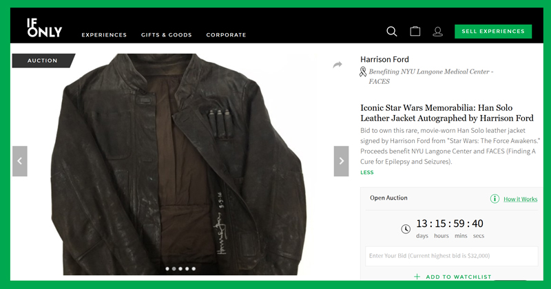Harrison-Ford-Han-Solo-The-Force-Awakens-Jacket-Movie-Worn-Charity-Auction-IfOnly-Portal