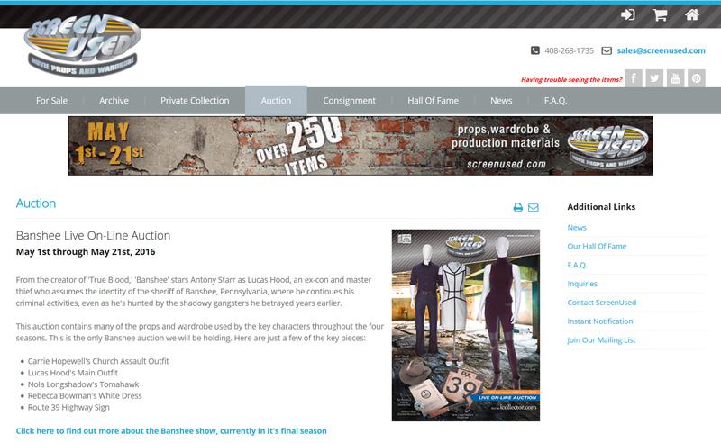 ScreenUsed-Banshee-Auction-Memorabilia-Prop-Costume-Catalog-Sale-Portal
